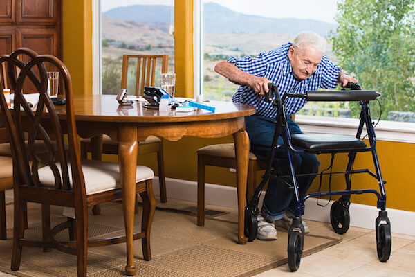 Reducing Falls at Home